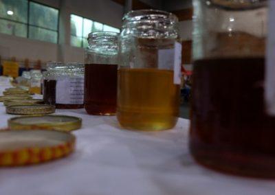 Medovi na degustaciji