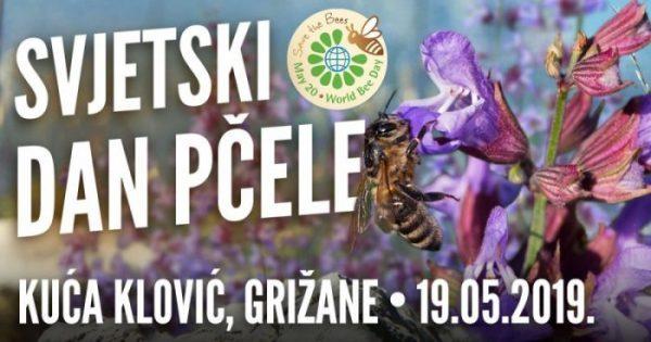 Obilježavanje Svjetskog dana pčele 2019, Grižane, Općina Vinodolska, 19. svibnja 2019. godine